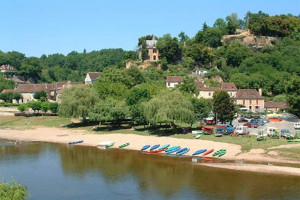 Domaine de Pessel Holiday Cottages Beach Limeuil