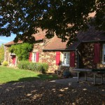 2 bedroomed cottage at Domaine de Pessel Holiday Cottages
