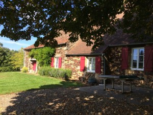 2 bedroomed cottage at Domaine de Pessel Holiday Cottages